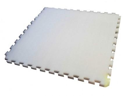 Татами AIR 20 мм, 1м х 1 м белый
