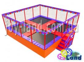 Батутная арена 6х6
