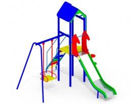 Детский игровой комплекс KI107