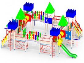 Детский игровой комплекс KL107