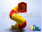 Горка Труба-Спираль 2м