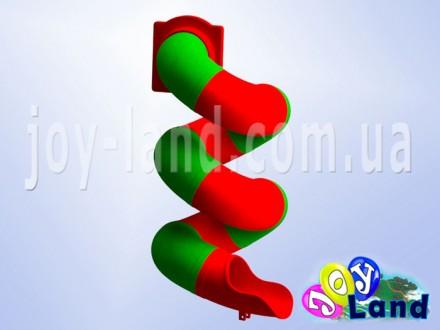 Горка Спираль 3,3м