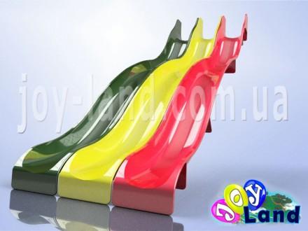 Горка стеклопластиковая 3,5м