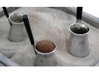 Кофеварка на песке кв-5. Новинка 2016