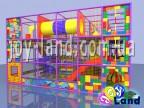"""Детский игровой лабиринт """"Лего"""""""