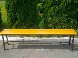 Скамейка парковая 3