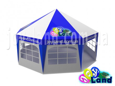 Палатка для кафе 6м