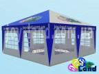 Палатка для кафе Квадратная