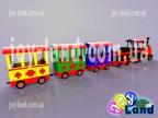 Детский прогулочный паровозик