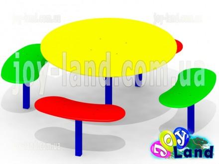 Песочный столик Детство KP39