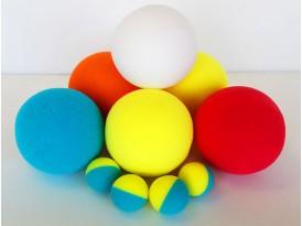 Поролоновые мячики