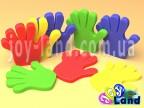Поролоновые руки