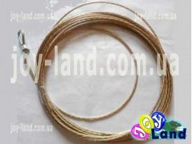 Трос металлический для натяжения сетки большого тенниса