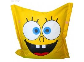 Детское кресло мешок Спанч Боб